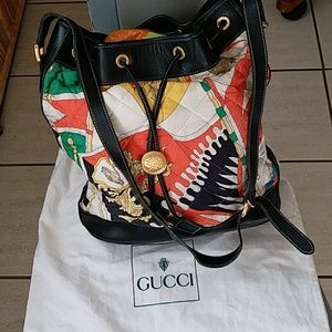 Gucci Bags - Authentic Gucci bucket bag Italy